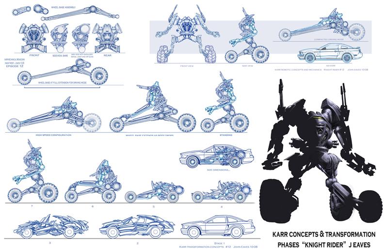 Karr Knight Rider